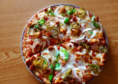 best pizza in johar town